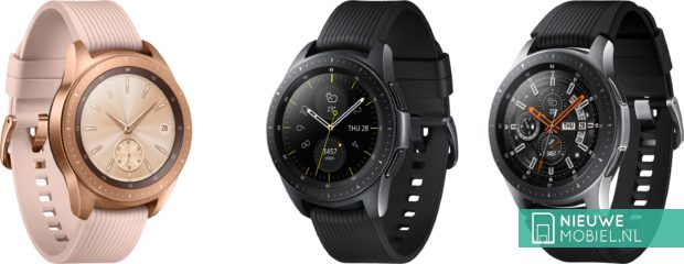 Samsung Galaxy Watch edities