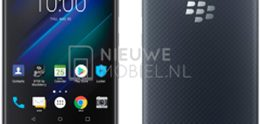 Exclusief: Persrenders tonen blauwe BlackBerry Key2 LE