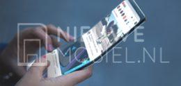 Exclusief: Opvouwbare Samsung Galaxy F te zien in renders