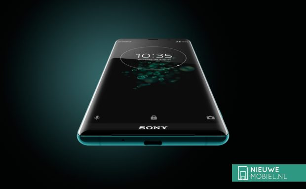 Sony Xperia XZ3 in Forest Green