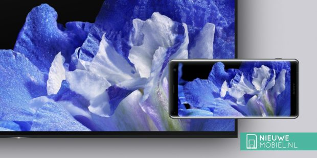 Sony Xperia XZ3 met OLED scherm