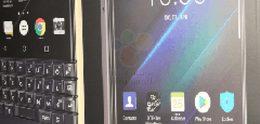 Persmateriaal laat toekomstige kleuren BlackBerry KEY2 LE zien