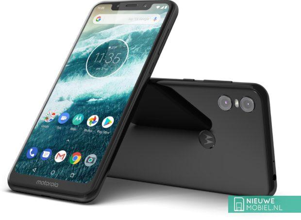 Motorola One met Android One