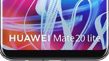 Huawei Mate 20 Lite met viervoudige camera aangekondigd