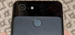 Eerste echte lek toont foto's reguliere Google Pixel 3