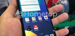 Hands-on afbeelding toont onaangekondigde LG Q9