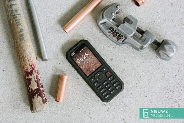 De Cat B35 met Smart 4G