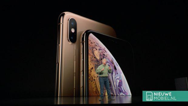 Apple iPhone Xs en iPhone Xs Max
