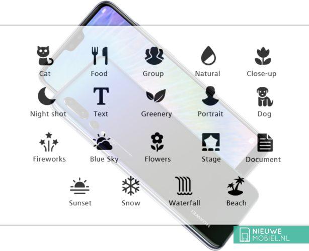 Huawei P20 Pro Master AI