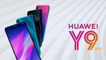 Huawei kondigt jeugdige Y9 2019 met 2x dubbele camera aan