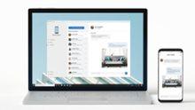 Dankzij Windows 10 update nu sms'jes versturen vanaf je PC