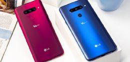 LG kondigt V40 ThinQ met 5 camera's aan