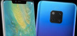 Huawei Mate 20 Pro duikt wederom op in Twilight-uitvoering