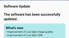 LG V40 ThinQ pakt nog voor release eerste camera-update