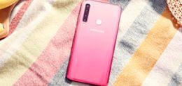 Samsung Galaxy A9 is eerste Galaxy met achterop 4 camera's