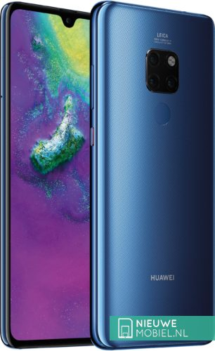 Huawei Mate 20 in Midnight Blue