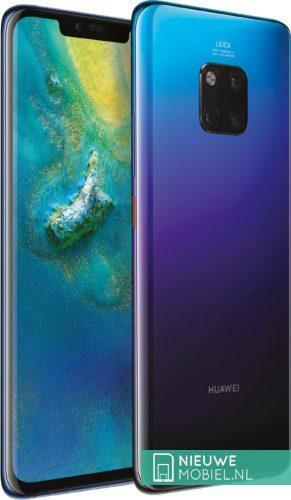 Huawei Mate 20 Pro in Twilight