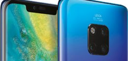Huawei maakt Mate 20-serie compleet met Mate 20 en Mate 20 Pro