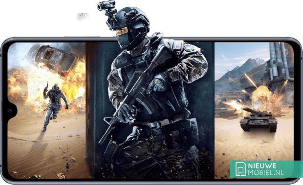 Huawei Mate 20 X gamingtelefoon
