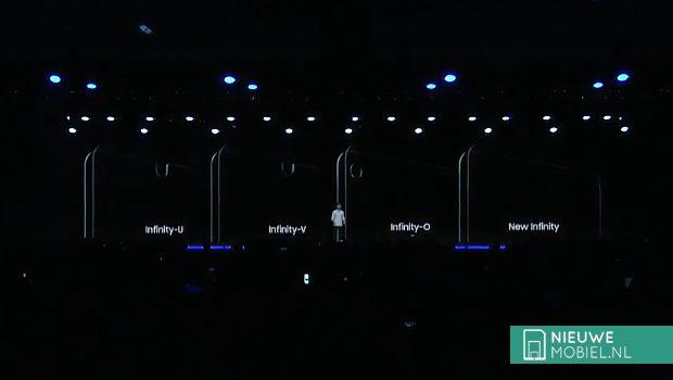 Samsung Infinity U, V, O and New