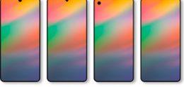 """""""Samsung Galaxy A70 en A90 eerste met Infinity-scherm met notch"""""""