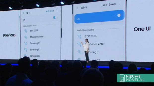 Ook Samsung Galaxy S8 en Note 8 krijgen One UI