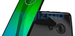 Lek toont Motorola Moto G7 met druppelvormige notch