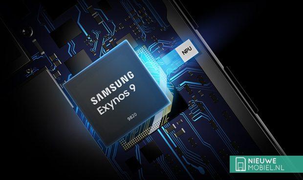Samsung kondigt processor met kunstmatige intelligentie voor Galaxy S10 aan
