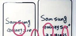 Samsung neemt met Galaxy S10 afscheid van symmetrie