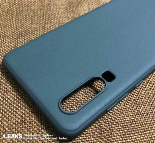 Huawei P30 hoesje