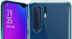 Hoesjesfabrikant toont Huawei P30 en P30 Pro
