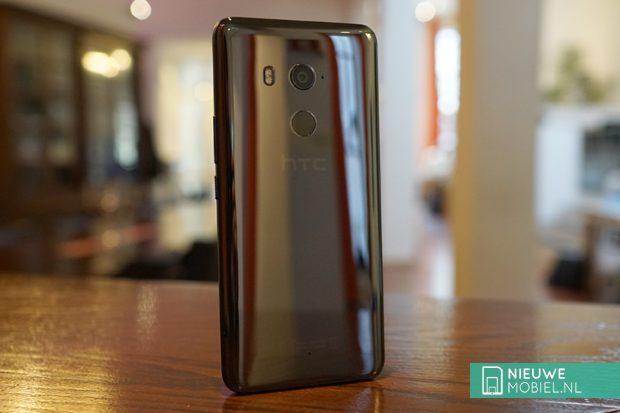HTC U11+ achterzijde