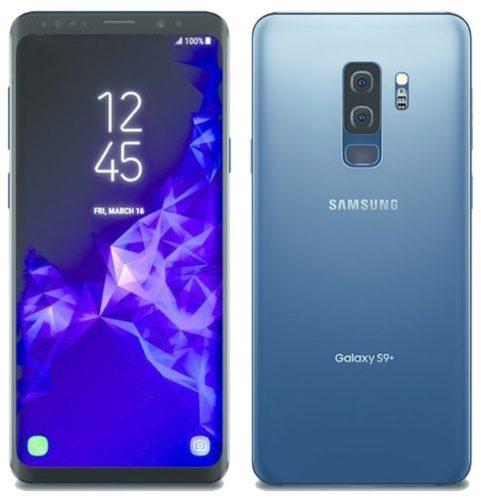 Samsung Galaxy S9 @evleaks