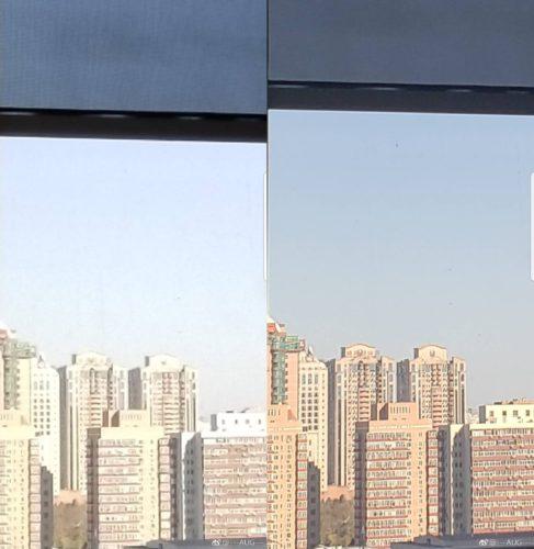 Samsung Galaxy S8 en S9 camera vergelijking
