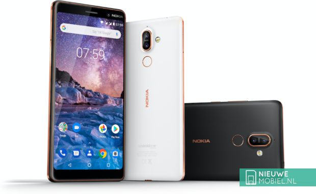 Nokia met Android One