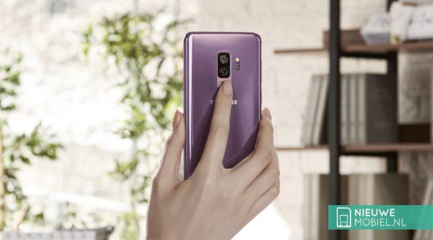 Samsung Galaxy S9+ met Dual Camera