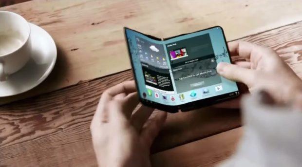 Flexibele Samsung Galaxy