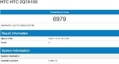 Exclusief: Mid-range HTC telefoon met Snapdragon 710 verschenen