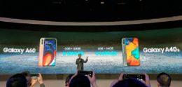Samsung breidt nieuwe Galaxy A-serie uit met A40s en A60