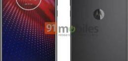 Modulaire Motorola Moto Z4 wordt mid-range