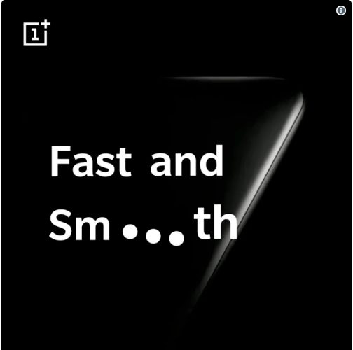 OnePlus 7: Fast & Smooth