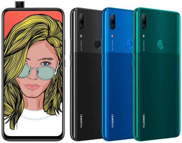 Huawei P Smart Z met popup selfiecamera