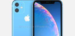 Renders tonen Apple iPhone XR 2019 met onnodig grote cameramodule
