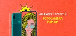 Huawei kondigt P Smart Z aan met pop-up camera