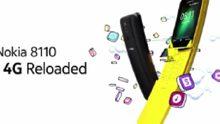 Goedkope featurephone Nokia 8110 4G krijgt WhatsApp
