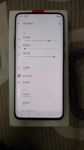 Hands-on OnePlus 7 Pro
