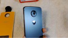 Onaangekondigde Motorola Moto Z4 per ongeluk te koop