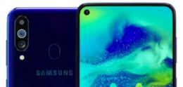 Aankomende Samsung Galaxy M40 nu al te zien