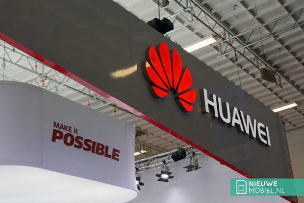 Huawei in betere tijden