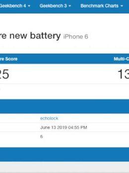 Dit is voor iedereen die overweegt z'n iPhone-batterij te vervangen